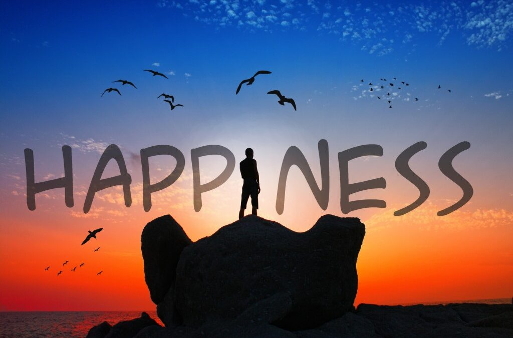 Having Happiness Means Not Letting These 3 Things Rob You Of It!