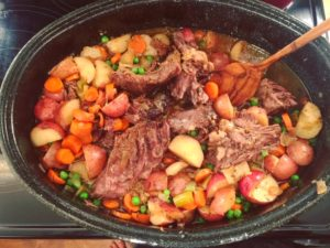 What About Meat? (Pot Roast Recipe Included)